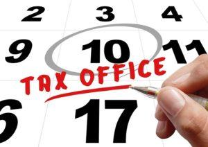 Déclaration fiscale Revenus 2019 – Les délais de rentrée sont connus