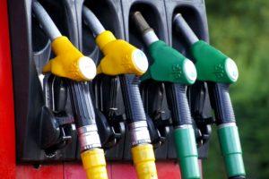 Prix moyen des carburants 2020